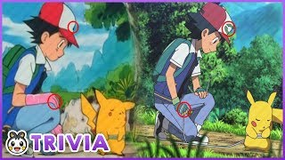Nonton Every Difference Between Pokemon The Movie  I Choose You   The Main Series   Pokemon Anime Trivia Film Subtitle Indonesia Streaming Movie Download