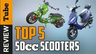 8. ✅Scooter: Best 50cc Scooters 2019 (Buying Guide)
