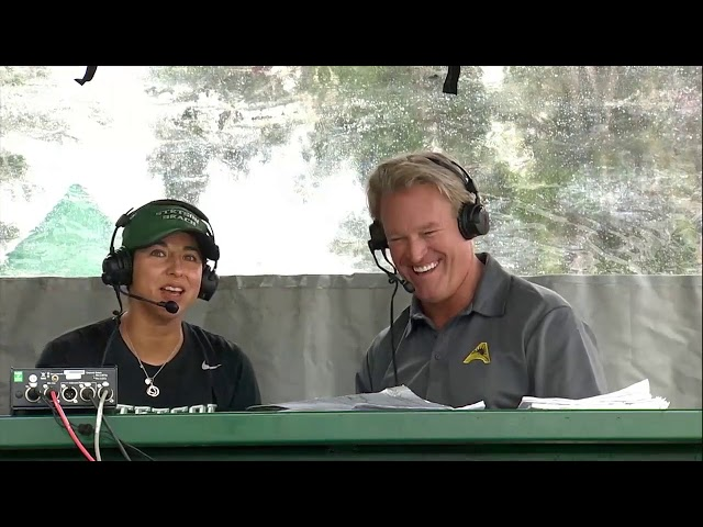 Int w/ Kristina Hernandez, Stetson Beach VBAll Coach - ASUN Beach Volleyball Day 2