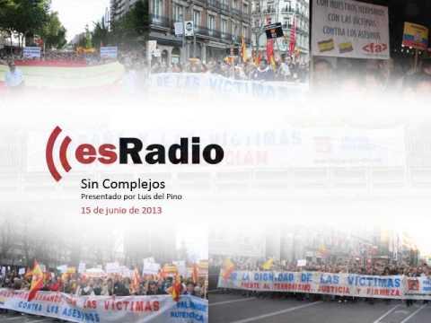 Audio: FA, el único partido en todas las manifestaciones contra el terrorismo