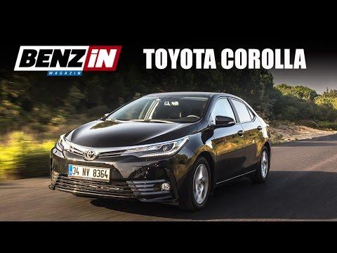 Toyota corolla бензин фото