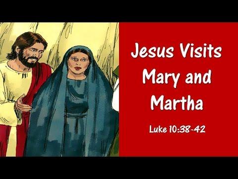 NT2 9 Jesus Visits Mary and Martha