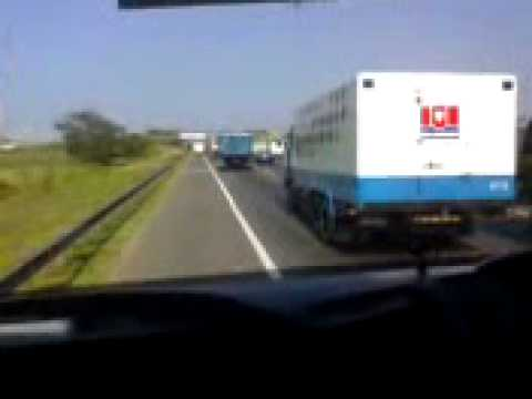 Mercedes Benz OH1525 - Tol Cikampek with OBL