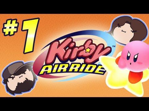Kirby Air Ride: Push A! - Part 1 - Game Grumps VS