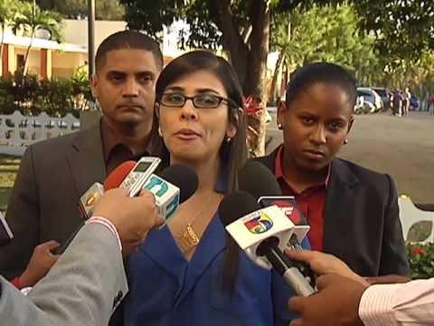 La Fiscal Santo Domingo Este pide desarme de la población