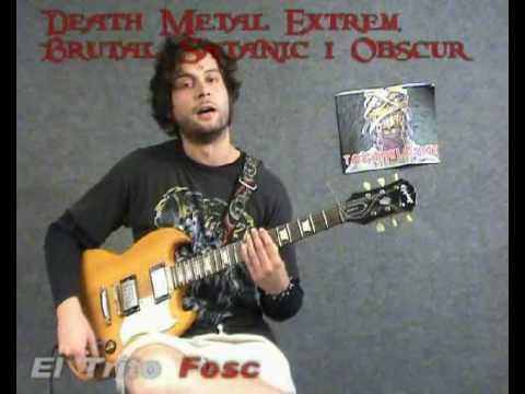 Death Metal Brutal i Extrem