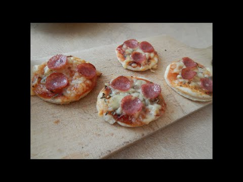 Video recept :Piknikové recepty (4 rychlé druhy )