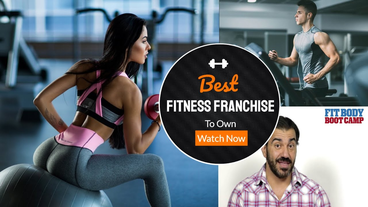 Fit Body Boot Camp health and fitness franchise uk