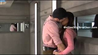 Download Video Big Brother Canada 3 Jordan & Cindy make out in the havenot room MP3 3GP MP4