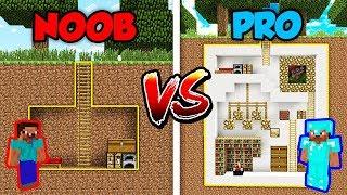 Video Minecraft NOOB vs. PRO: SECRET HOUSE in Minecraft! MP3, 3GP, MP4, WEBM, AVI, FLV Oktober 2018