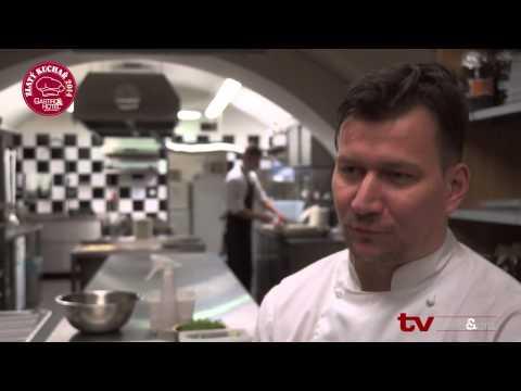 TV Gastro&Hotel: Zlatý kuchař 2014 – 1. místo – Oldřich Sahajdák