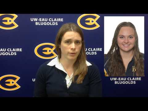 2014-15 UW-Eau Claire Swimming & Diving Preview