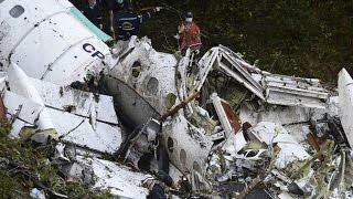 Pilot said Brazilian team plane was out of fuel before deadly crash