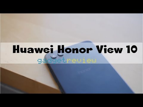 Huawei Honor V10 With #gadgetreview