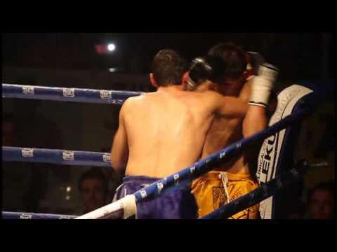 WAKO Sasha Pindry vs Jari Erdozain (Tercer Asalto)