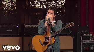Video John Mayer - Born and Raised (Live on Letterman) MP3, 3GP, MP4, WEBM, AVI, FLV Januari 2019