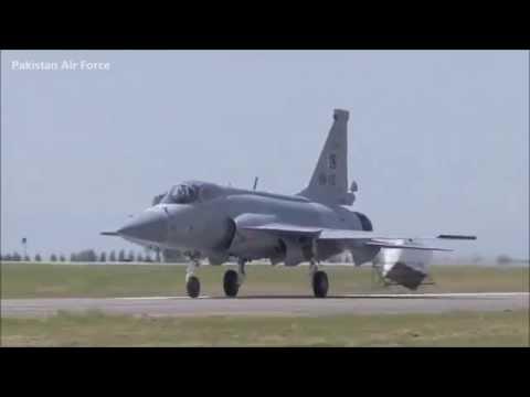 El JF-17 está siendo construido...