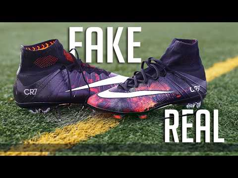b5ca734dc6c6 Fake vs Real Superfly - How to Spot a Replica Nike Football Boot