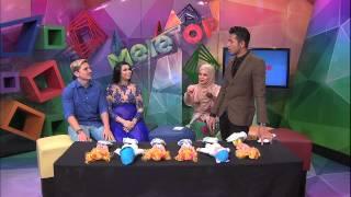 Video MeleTOP - Temu Bual Bersama Rozita Che Wan Dan Zain Saidin Episod 102 [14.10.2014] MP3, 3GP, MP4, WEBM, AVI, FLV Juni 2018