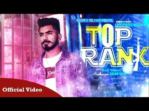 Top Rank by Lovepreet Maan