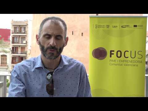 Entrevista a Enrique García, jefe área AINIA, en Focus Horta[;;;][;;;]