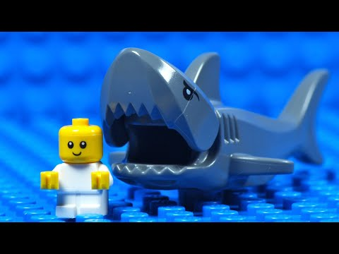 Lego City Shark Attack Baby