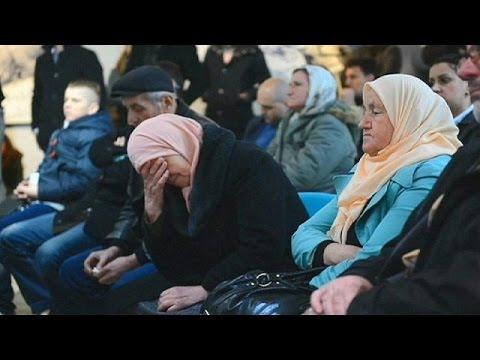 Βοσνία: Εκ διαμέτρου αντίθετες οι αντιδράσεις για την καταδίκη Κάρατζιτς