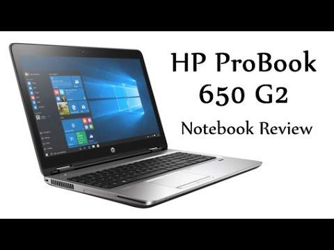 HP ProBook 650 G2 Notebook Review
