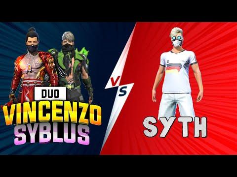 Vincenzo, Syblus  Vs  SYTH  | Clash of Gods🎯
