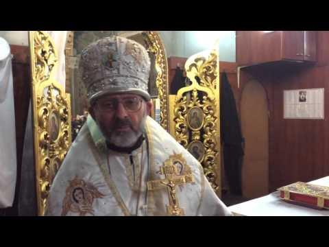Митрополит Данило привітав з Різдвом воїнів АТО
