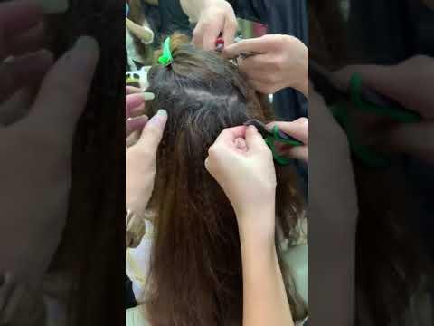502 Video của Salon chuyến nối tóc Bắc Hugo