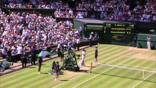 Wimbledon 2015 – Day 11