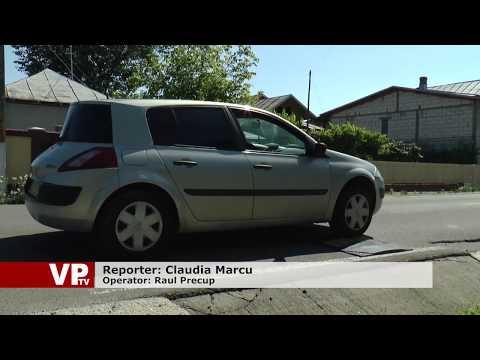 Comuna Brazi s-a umplut de capcane pentru șoferii vitezomani