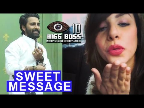 Nitibha's SWEET MESSAGE For Manveer (VIDEO) | Bigg
