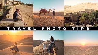 Video HOW TO TAKE AMAZING TRAVEL PHOTOS! MP3, 3GP, MP4, WEBM, AVI, FLV Oktober 2018