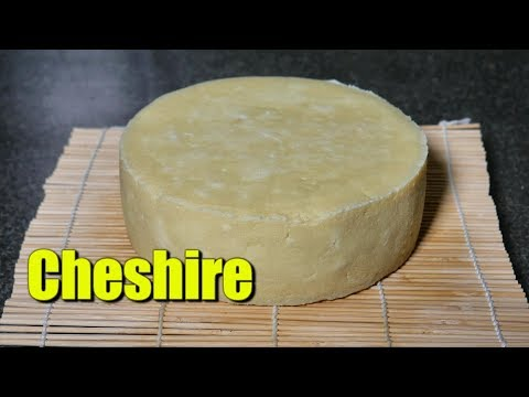How To Make Cheshire Cheese