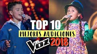 Video LAS MEJORES AUDICIONES DE LA VOZ KIDS COLOMBIA 2018 MP3, 3GP, MP4, WEBM, AVI, FLV September 2019