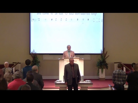 Lafayette Church of Christ TN 1-7-2018 AM Service
