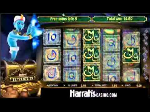 Millionaire Genie Video Slot