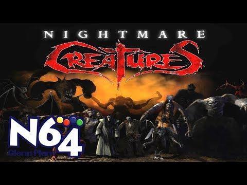 Nightmare Creatures Nintendo 64
