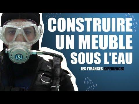 comment construire sous l'eau
