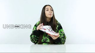 nss unboxing the Nike Air Spectrum Plus w/ Ilaria Bigg