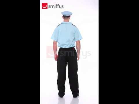 Déguisement Agent Police