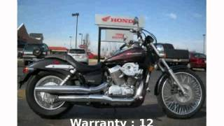 8. 2009 Honda Shadow Spirit 750 Info, Specification
