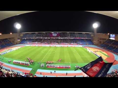 San Lorenzo en Marruecos. Salida del equipo - La Gloriosa Butteler - San Lorenzo - Argentina - América del Sur