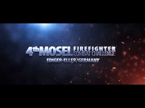 4. Mosel Firefighter Combat Challenge in Ediger-Eller/Germany (видео)