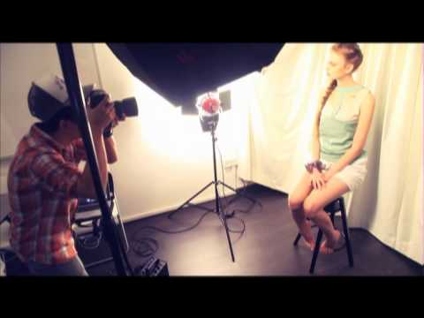 CATALOG TV: Behind the Scenes - Get-The-Look page