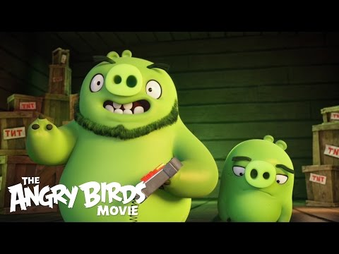 Angry Birds (Clip: What's a Pig?)