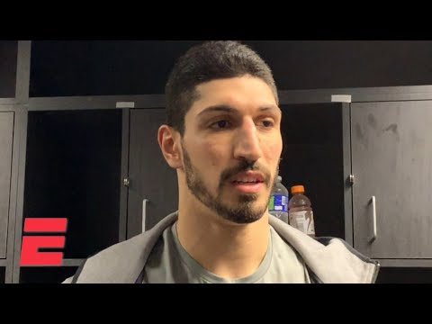 Video: Enes Kanter not traveling with Knicks to London | NBA on ESPN