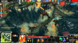[SL12 Finales] C9 vs IG G3 - Dota 2 FR